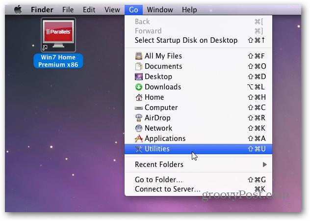 Mac OS X Lion How To Encrypt External Drives