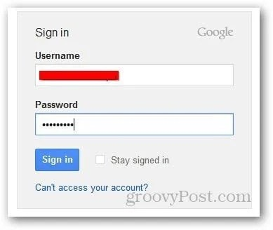 I cannot remember my gmail password