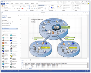 What is Microsoft Visio and What Does it Do? | groovyPost