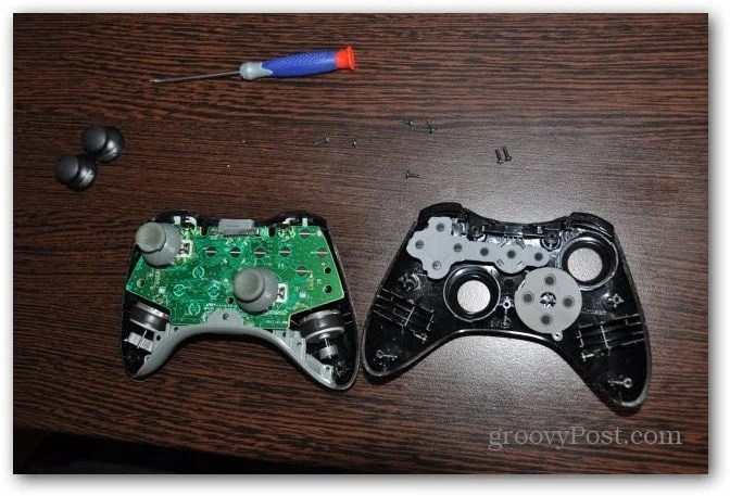 How To Replace Xbox 360 Controller Analog Thumbsticks