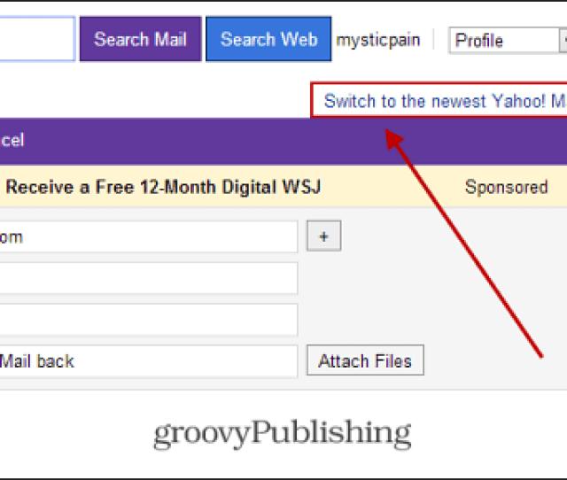 Basic Yahoo Mail