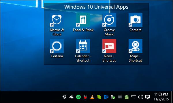 Windows Explorer Folder