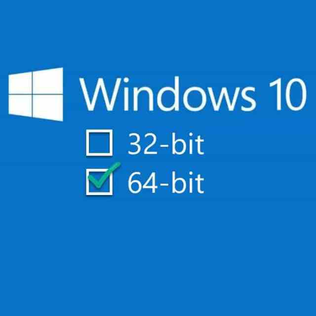 windows 10 32 bit 64 bit If you have Nvidias hardware installed in your PC, its time to upgrade to 64 Bit now!