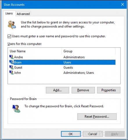 cara mengganti nama user di cmd