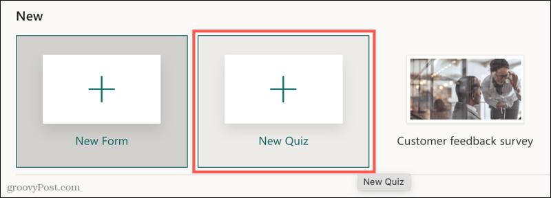 Новая викторина по Microsoft Forms