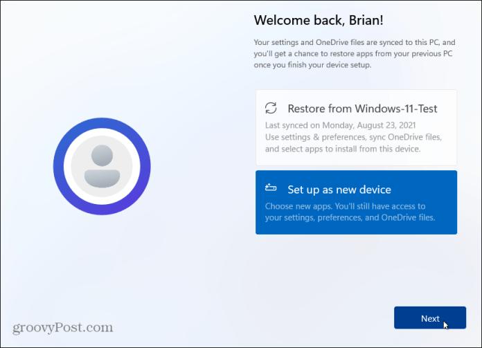 OneDrive-восстановление