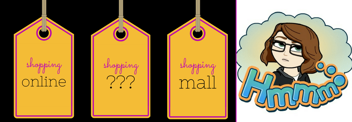 Shopping Online vs. Shopping Malls