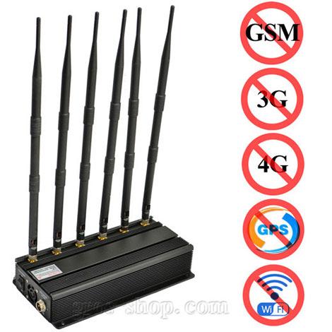 Brouilleur GPS gsm 3G