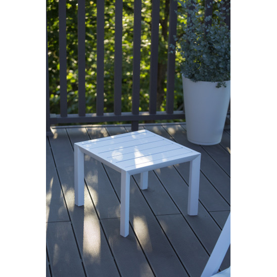 table basse de jardin sunset 50 cm