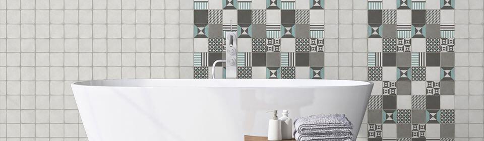 le revetement mural salle de bain