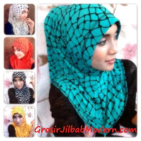 Jilbab Syria Nisty