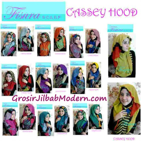 Jilbab Cassey Hoodie Series
