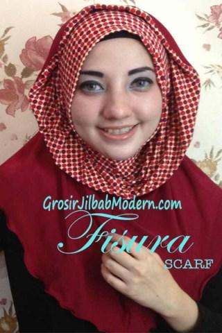 Jilbab Hoodie Laluna Series no 5