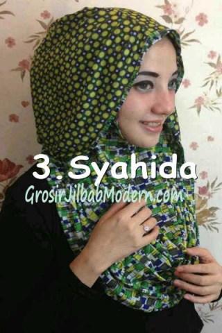 Jilbab Hoodie Ozle Bolak Balik no 3