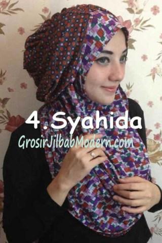 Jilbab Hoodie Ozle Bolak Balik no 4