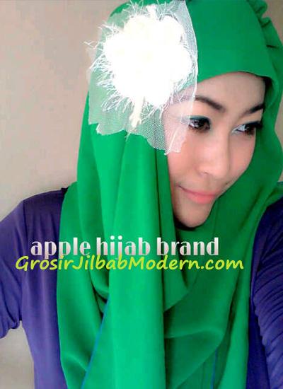 Jilbab Michaela Hoodie Pet Instant no 2