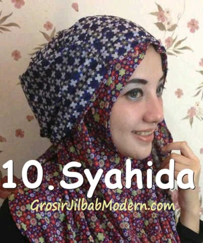 Jilbab Shenica Sunzel no 10