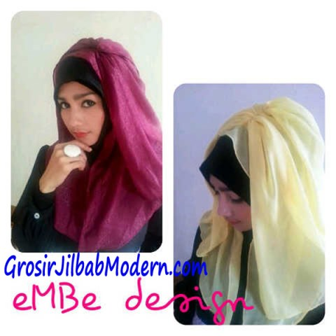 Jilbab Syria Bilbina