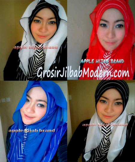Jilbab Syria Hoodie Cattalea Series