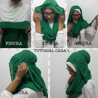 tutorial cattail hood 1
