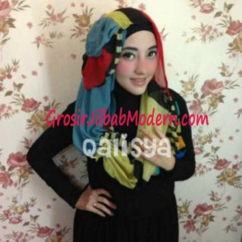 Jilbab Hoodie Noozie 2 No 5