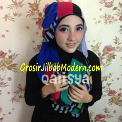 Jilbab Hoodie Noozie 2 No 8