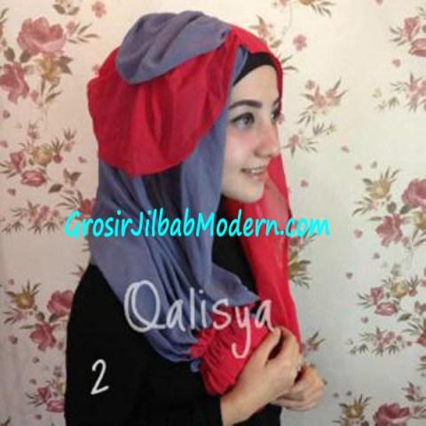 Jilbab Katnis Hoodie No 2