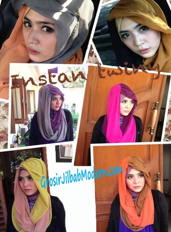 Jilbab Twinny April Jasmine