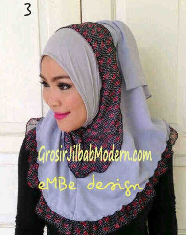 Jilbab Syria Alexia Cerutti No 3