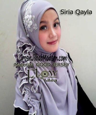 Jilbab Syria Qayla Abu
