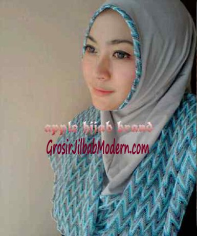 Jilbab Syria Malika No 1 Abu