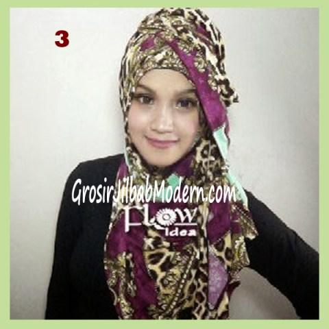 Jilbab Syria Leoqui No 3 Magenta