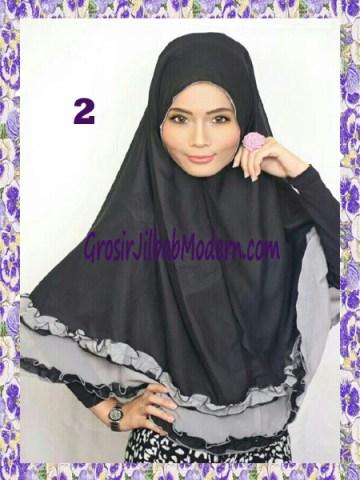 Jilbab Khimar Cantik Yasmine No 2