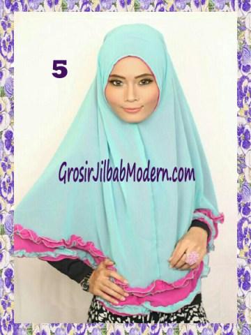 Jilbab Khimar Cantik Yasmine No 5