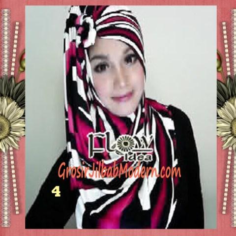 Jilbab Pashmina Syria Lollipita by Flow Idea No 4 Fanta