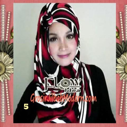 Jilbab Pashmina Syria Lollipita by Flow Idea No 5 Merah