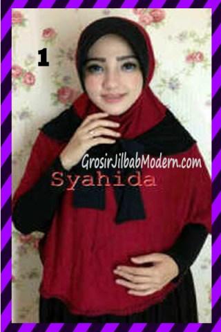 Jilbab Syria Jumbo Modis Pyar by Syahida No 1