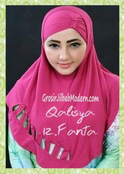 Jilbab Syria Modis Nuha Original By Qalisya No 12 Fanta