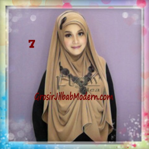 Jilbab Syria Jumbo Faizia Modis Original by FLOW Idea No 7 Coksu
