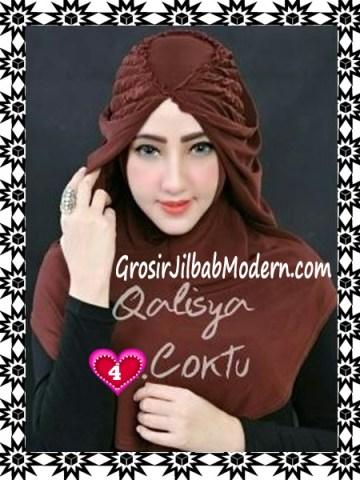 Jilbab Syria Mumtaz by Qalisya Modis dan Trendy No 4 Coktu