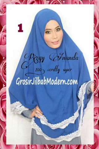 Jilbab Jumbo Cerutti Modern Halimah No 1 Benhur