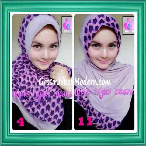 Jilbab Syria Daily Modis by Apple Hijab Brand No 4 & 11