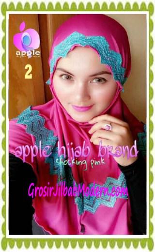 Jilbab Syria Syar'i J3nna by Apple Hijab Brand No 2