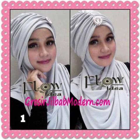 Jilbab Syria Topi Turban Almonda Trendy by FLOW Idea No 1 Abu