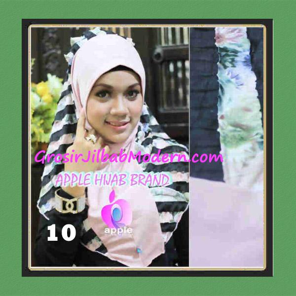 Jilbab Syria Sofia Frill Modis by Apple Hijab Brand No 1o Dusty