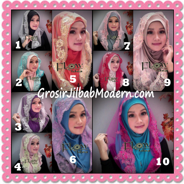 Jilbab Modern Syria Hoodie Tutu Ladiva Original By Flow Idea Series