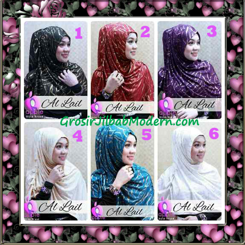 Jilbab Syria Syar'i Modis Al Lail by Apple Hijab Brand Series