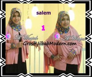 Jilbab Tangan Syar'i Modern Al Waqiah Seri 2 by Apple Hijab Brand No 1 Salem