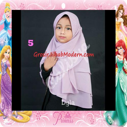 Jilbab Cerutti Cantik Mijwad For Kids Original by Qalisya No 5 Lyla