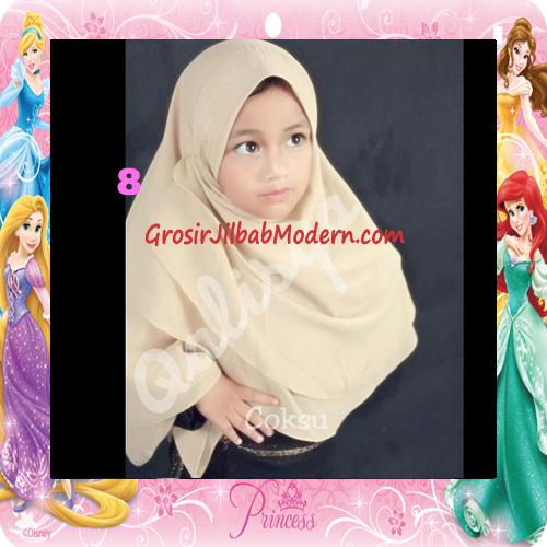 Jilbab Cerutti Cantik Mijwad For Kids Original by Qalisya No 8 Coksu